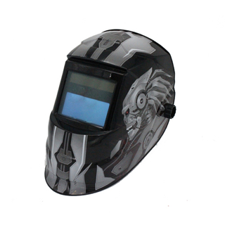 MX-J Auto Darkening Welding Helmet with robot